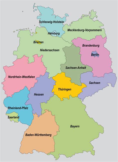 karten de deutschland karte bundeslaender fli