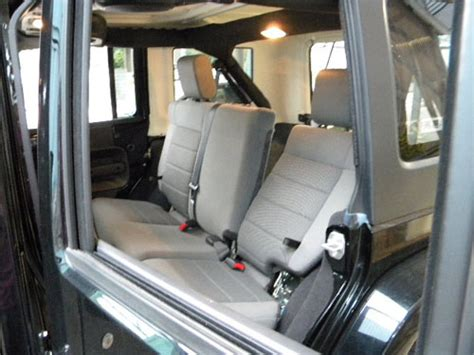 How To Recline Back Seat Page 3 Jeep Wrangler Forum