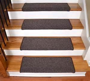 Bullnose Carpet Stair Treads by Dean Peel And Stick Non Skid Bullnose Wraparound Carpet