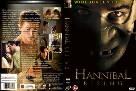 Hannibal Rising 2007 Covers Box Sk Hannibal Rising 2007 High Quality Dvd Blueray Movie