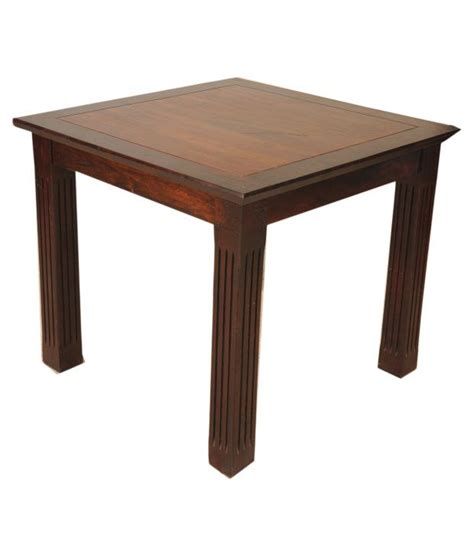 folding dining table india sheesham wood folding 4 seater dining table buy online at