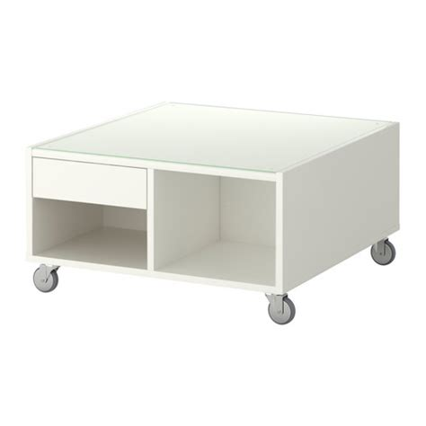 boksel coffee table white ikea