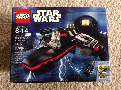 Usps Does Wars Sts by Wars Lego Sdcc Exclusive 2013 Sealed Set Misb Jek 14