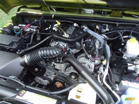 Jeep 3 8 Engine 2010 Jeep Wrangler Unlimited 4x4 3 8 Liter Ohv 12