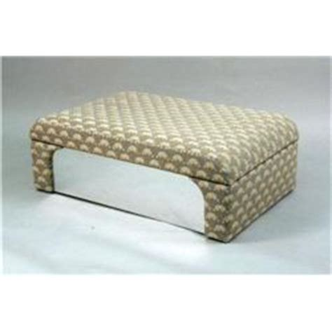 ottoman hideaway bed a large contemporary upholstered ottoman with hideaway bed