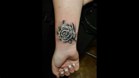 tattoo on wrist youtube 10 beautiful flower tattoos for your wrist pretty designs