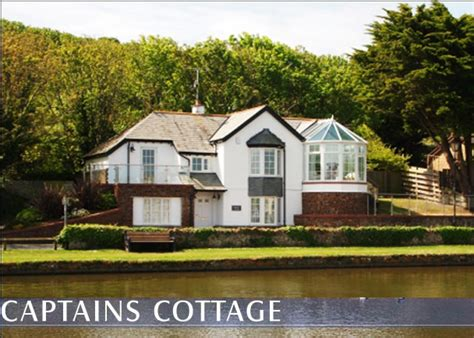 Captains Cottage by Bude Canalside Cottage Captains Cottage Bude