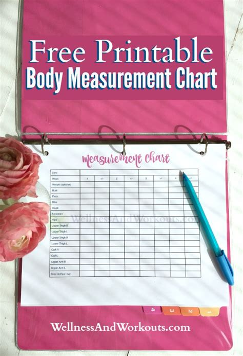 lovely weight loss measurement chart chart
