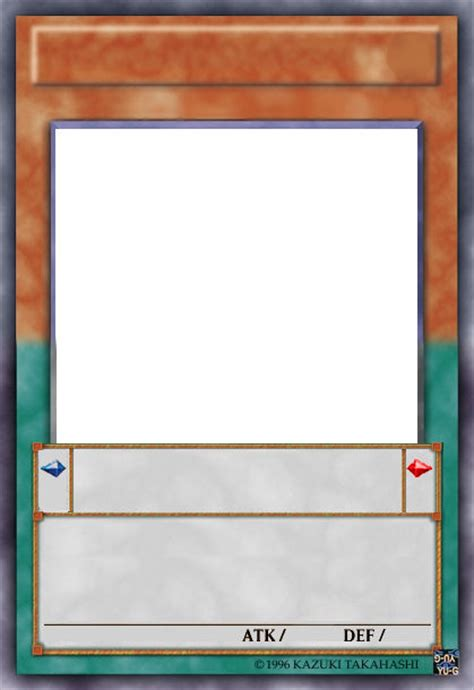 Yugioh Card Maker Pendulum Template by Pendulum Template My New And Improved Version Graphic
