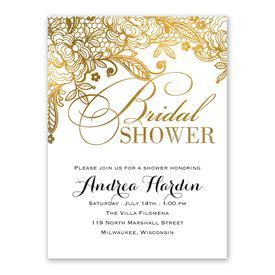 reasonable bridal shower invitations cheap bridal shower invitations s bridal bargains