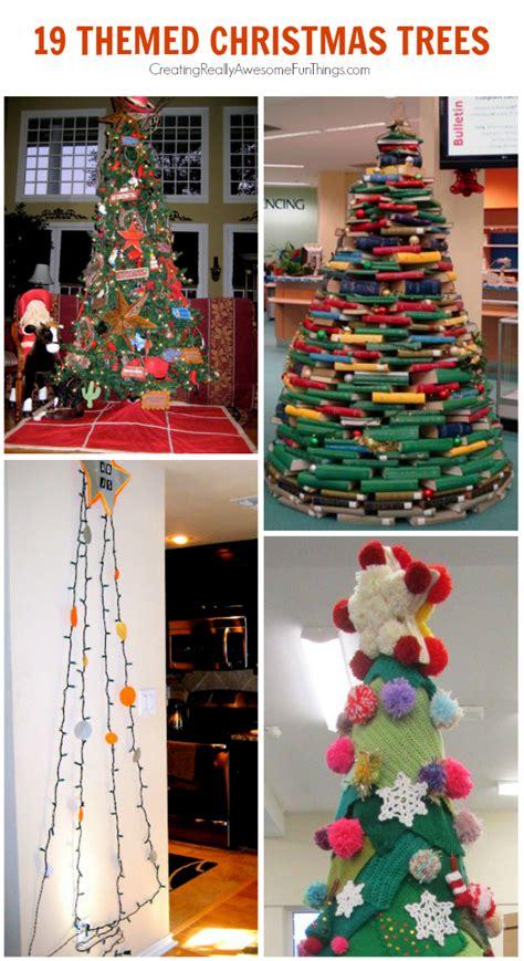 christmas themes instagram 19 christmas tree themes c r a f t
