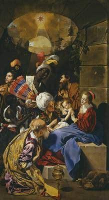 Gloria Dei 1664 by Storia Della Pittura Attraverso I Francobolli
