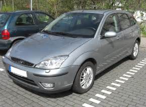 Commons Ford File Ford Focus Mk1 Jpg Wikimedia Commons