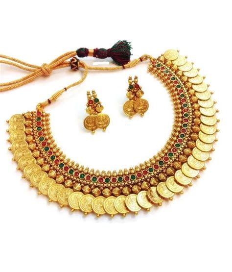 Kerala Home Design Free Download tradition temple coin jewellery set buy tradition temple