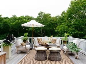 mobilier de balcon et toit terrasse en 50 id 233 es modernes