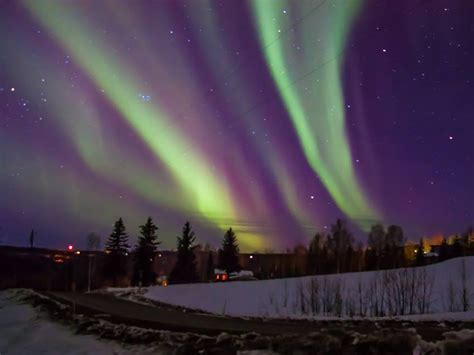 green light tours borealis tour at viewing lodge see the