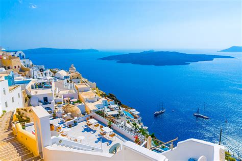 Pretty Pools by 4 Of The Most Beautiful Greek Islands To Visit On Your