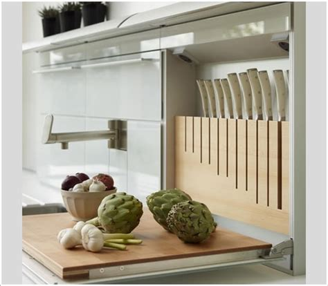 creative kitchen knives 10 creative ways to store kitchen knives