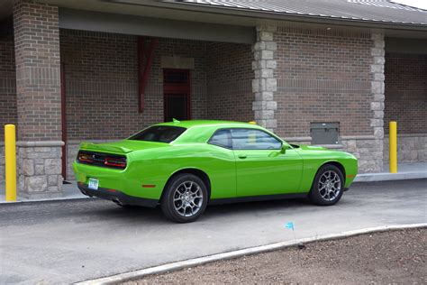 Envygreen Simply Pack dodge challenger green dodge challenger srt hellcat green