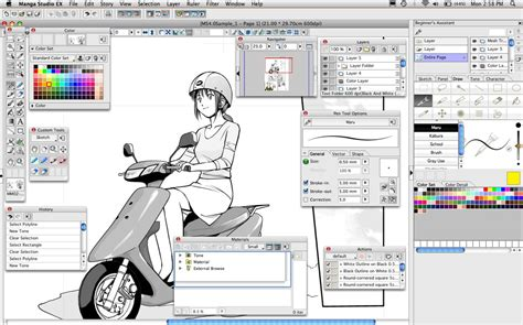 software membuat visual novel software untuk membuat manga manga studio ex 4 0 free