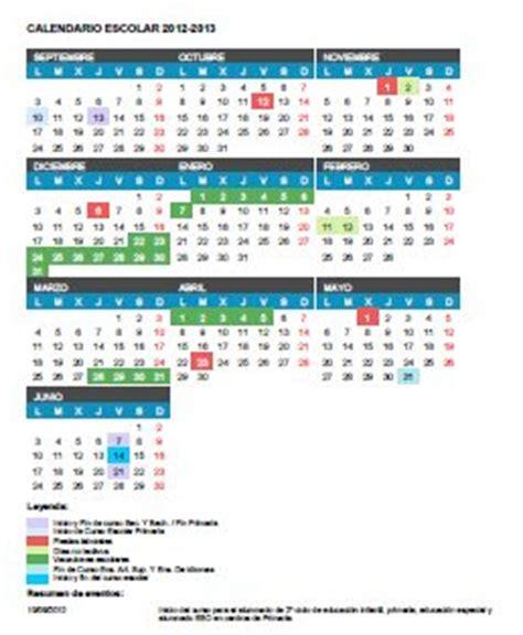 Calendario Escolar Castilla Y 2012 13 Recursos Educativos De Educaci 243 N Infantil Noviembre 2012