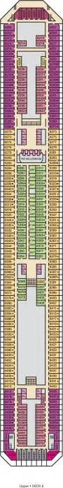 Carnival Valor Floor Plan by Carnival Freedom Deck Plans Cruise Radio