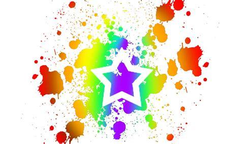 Rainbow White Syar I rainbow splatter white by alchemistshleyy on deviantart