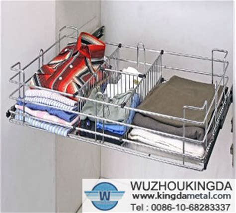 wire wardrobe baskets wire wardrobe baskets manufacturer