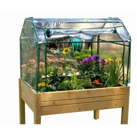 Small Greenhouse Kits Home Depot Riverstone 3 Ft X 4 Ft Mini Greenhouse With