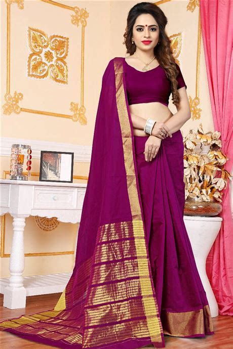 plain simple daily wear sarees  saree supplier