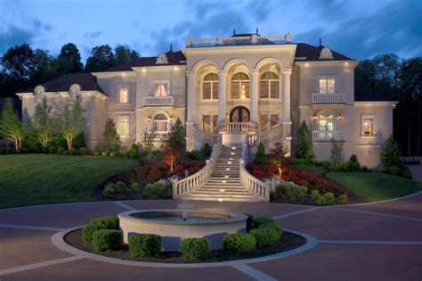 celebrity mansions celebrity homes traditional exterior nashville by