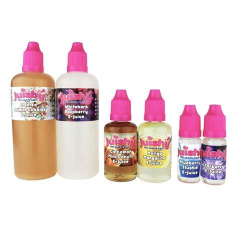 E Liquid Vapor Cappuccino Float Juica Free Bonus tobacco e liquid by juishy e juice vapes