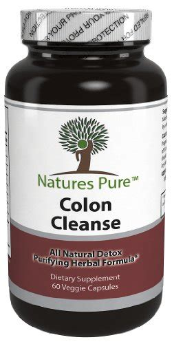 Nature Detox Colon Cleanse Pills by Herbal Colon Cleanse Quot Healthy Colon Happy Mind