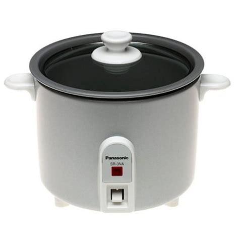 Rice Cooker Mini Panasonic panasonic sr 3nas glass lid automatic nonstick coated pan mini rice cooker new ebay