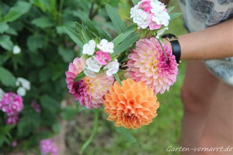 Garten Blumen by Gartenblumen Welche Blumen Eignen Sich F 252 R Die Vase