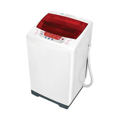 Mesin Cuci 1 Tabung Samsung 7kg jual sanken aw s830 mesin cuci white marron 1 tabung 7