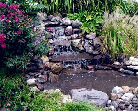 aquascape ponds lawn and garden services gardens by oz inc