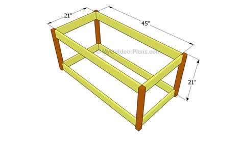 how to build a box diy building wooden box frame plans free