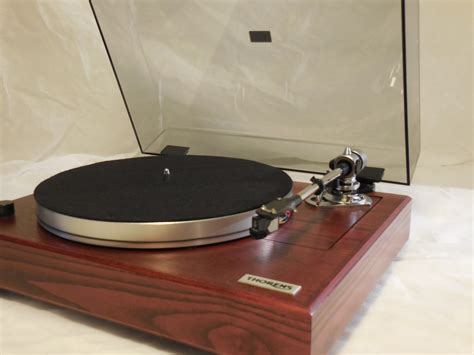 Set 4in1 Tangtop used thorens td 350 turntable with sme m2 9 arm fully serviced ar turntable vinyl nirvana