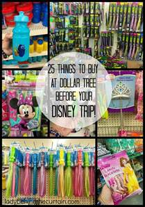 trees to buy 25 things to buy at dollar tree before your disney trip