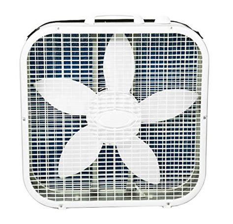 window fan with washable filter washable air filter large box fan protect airborne pollen