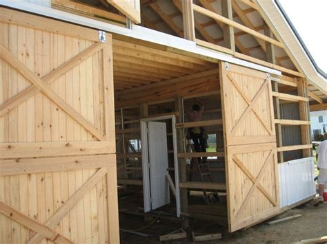 Exterior Barn Doors For Sale by How To Make A Barn Door To Bring Countryside Nuance Inside