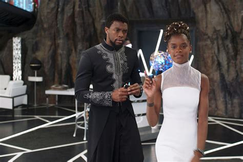 letitia wright character black panther shuri is the best character in black panther