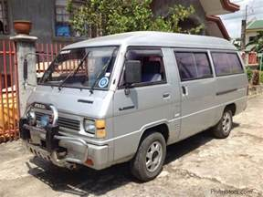 Mitsubishi L300 For Sale Philippines Used Mitsubishi L300 1996 L300 For Sale Quezon
