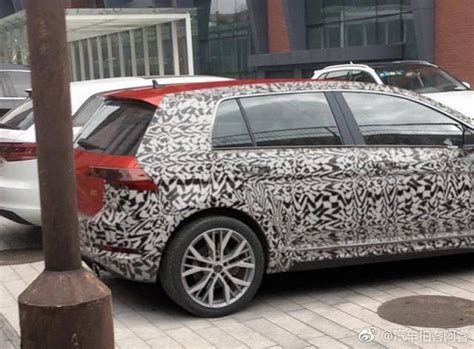Volkswagen Golf Mk8 2020 by 2020 Volkswagen Golf Mk8 Is This It Or Is Someone Trying