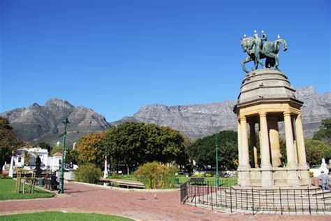The Garden Company by Company Gardens Tour Landmarks Attractions Cape Town South Africa Tours