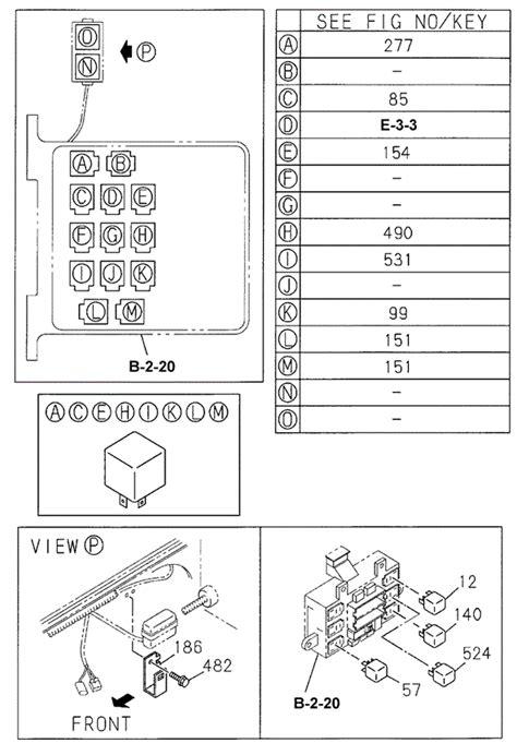 electric and cars manual 2001 honda passport free book repair manuals switch relay instrument panel 2 for 2001 honda passport