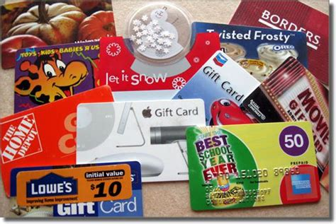 Empty Gift Cards - 12 nifty ways to reuse empty gift cards