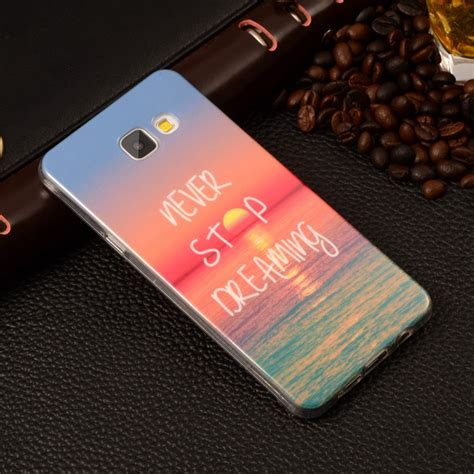 Samsung Galaxy A5 2016 A510 Soft Cover Casing Karakter a510 gel silicone soft tpu cover for samsung galaxy a5 2016 a510 a510f 5 2 quot plastic