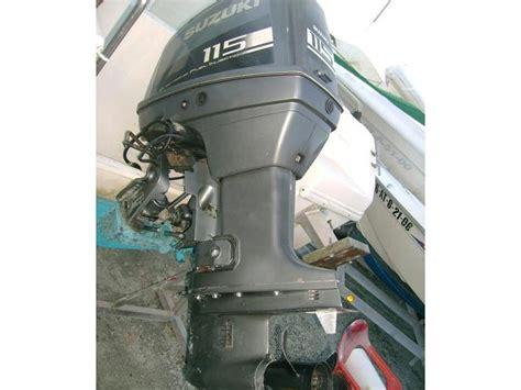 Dt Suzuki Suzuki Dt 115 Cv 2t In El Portet De D 232 Nia Power Boats